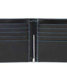 PU1666B2-N portafoglio fermasoldi lostivale