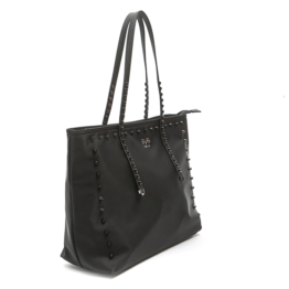 Versace N21 borsa shopping nera